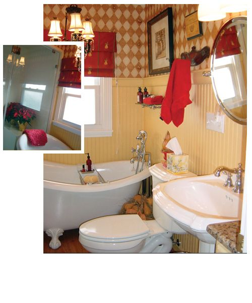 Country Style Bathroom Decor Buzzle The Top Of Beaded Board With A 1x And Trim
