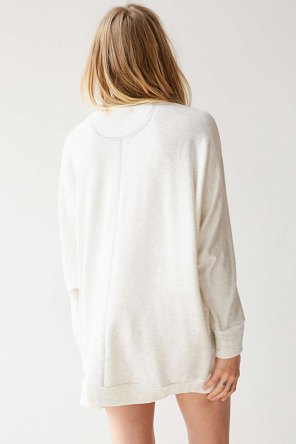 Project Social T Brigitte Oversized Dolman Pullover Top avaulable at Urban Outfitters