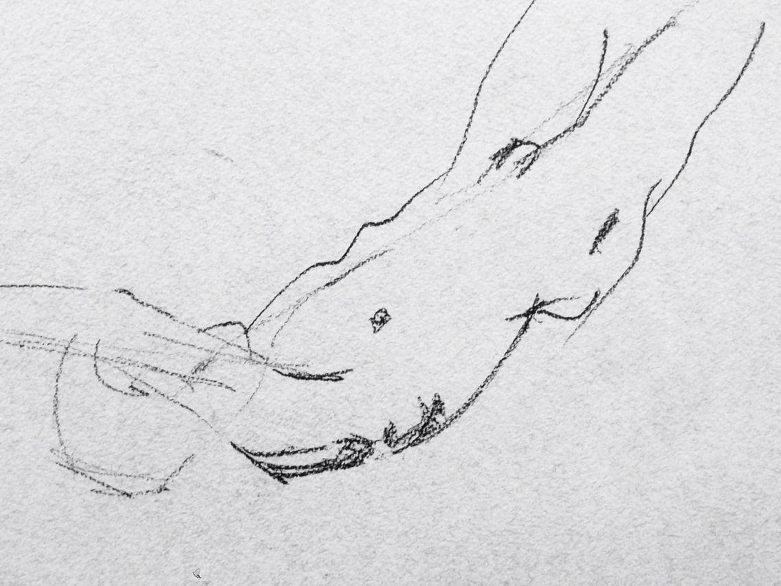 2min sketch by Bob Cardona