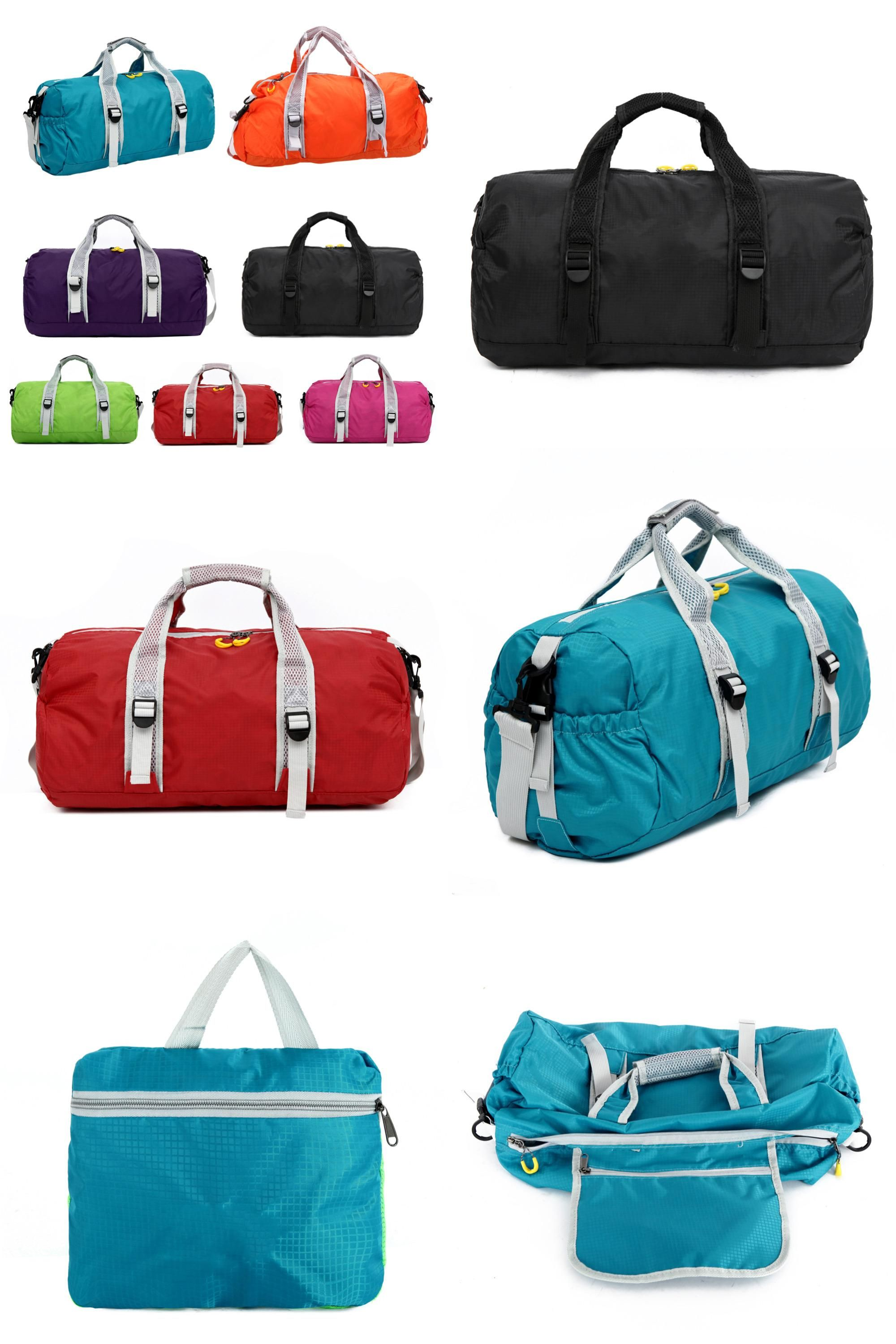 5b827b5998ce ... Bags by Sport Stuffs.  Visit to Buy  High Quality Unisex 210 Waterproof  Nylon Large Capacity Ultralight Foldable Outdoor