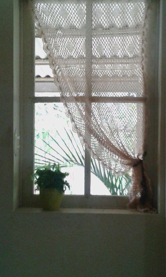 Cortina a crochet, por Gaby Pereira !!!!