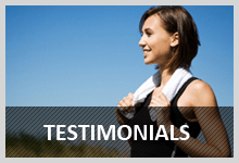 Read how we're changing lives! Un-edited customer testimonials.