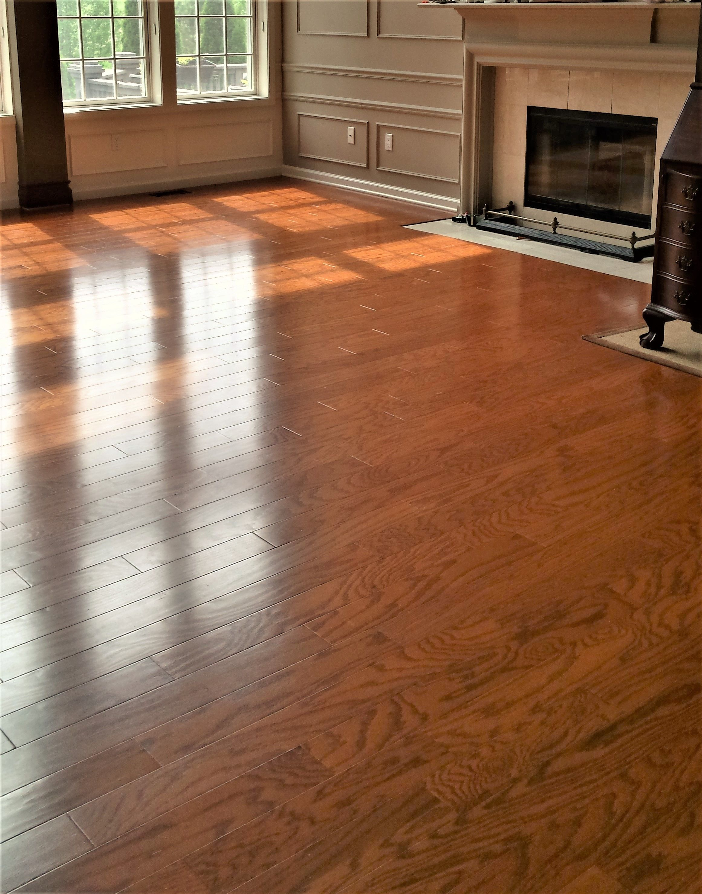 How to Install a Hardwood Floating Floor Renee Romeo