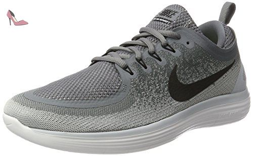 lowest price 03fc2 ffcf8 Nike Men s Nike Free Rn Distance 2 Running, Chaussures de Fitness Homme,  Multicolore (