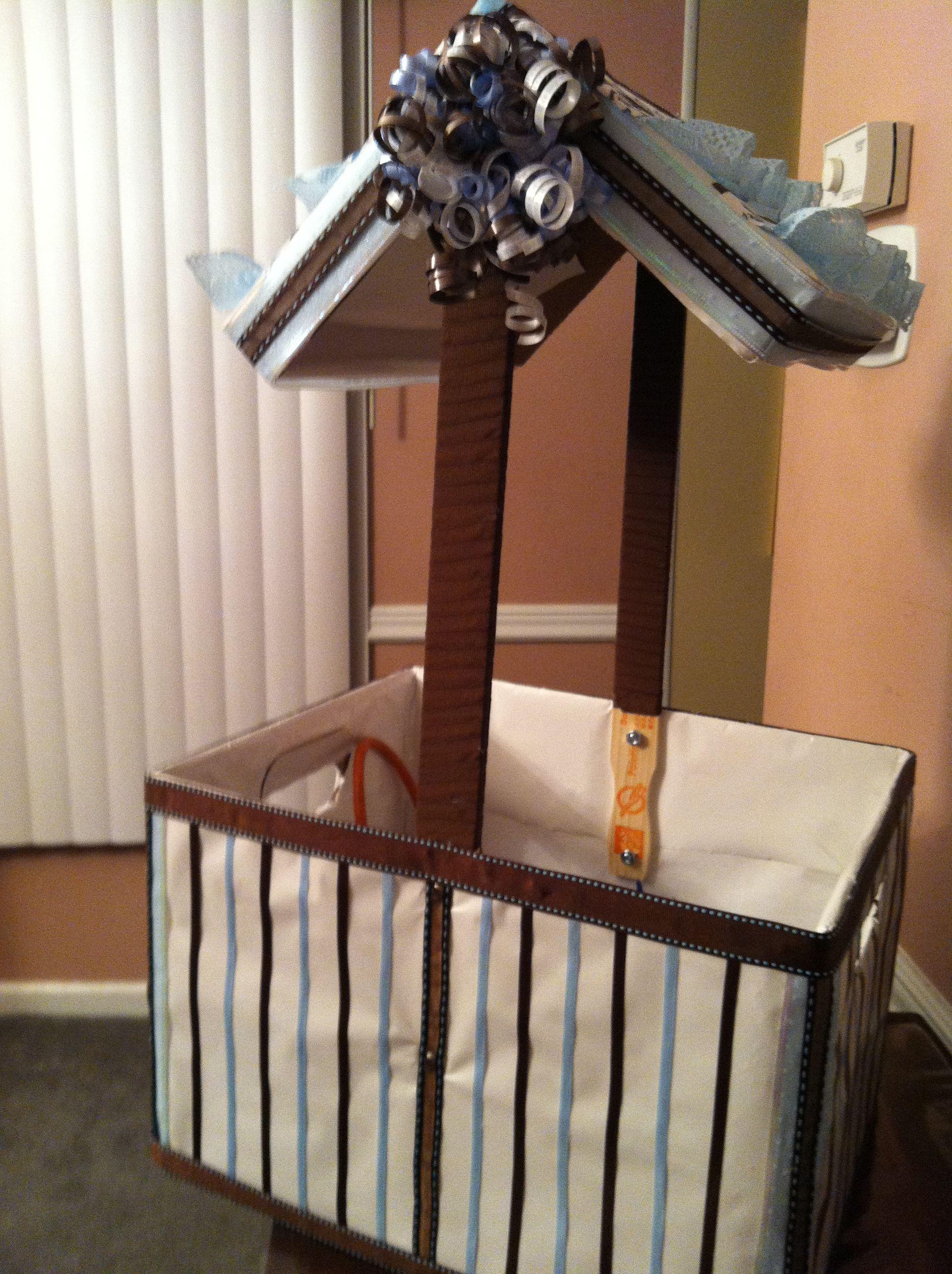 Baby Shower Wishing Well Gallery Craft Design Ideas