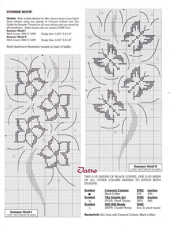 blumen schmetti cross stitch kreuzstich pinterest kreuzstich blumen und muster. Black Bedroom Furniture Sets. Home Design Ideas