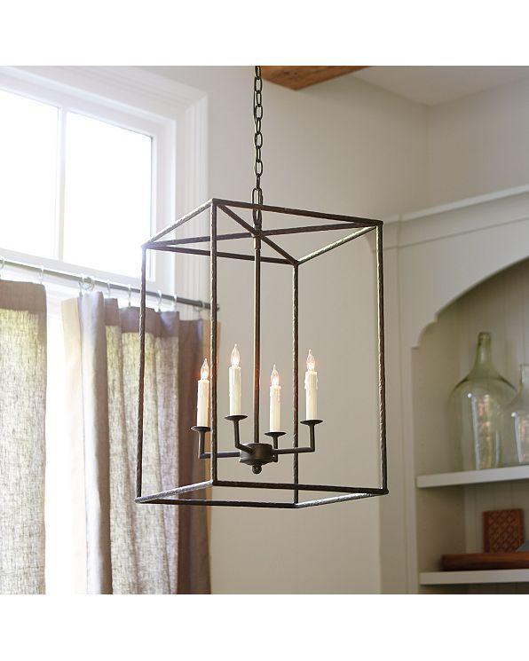 Hadley 4 light pendant chandelier ballard designs