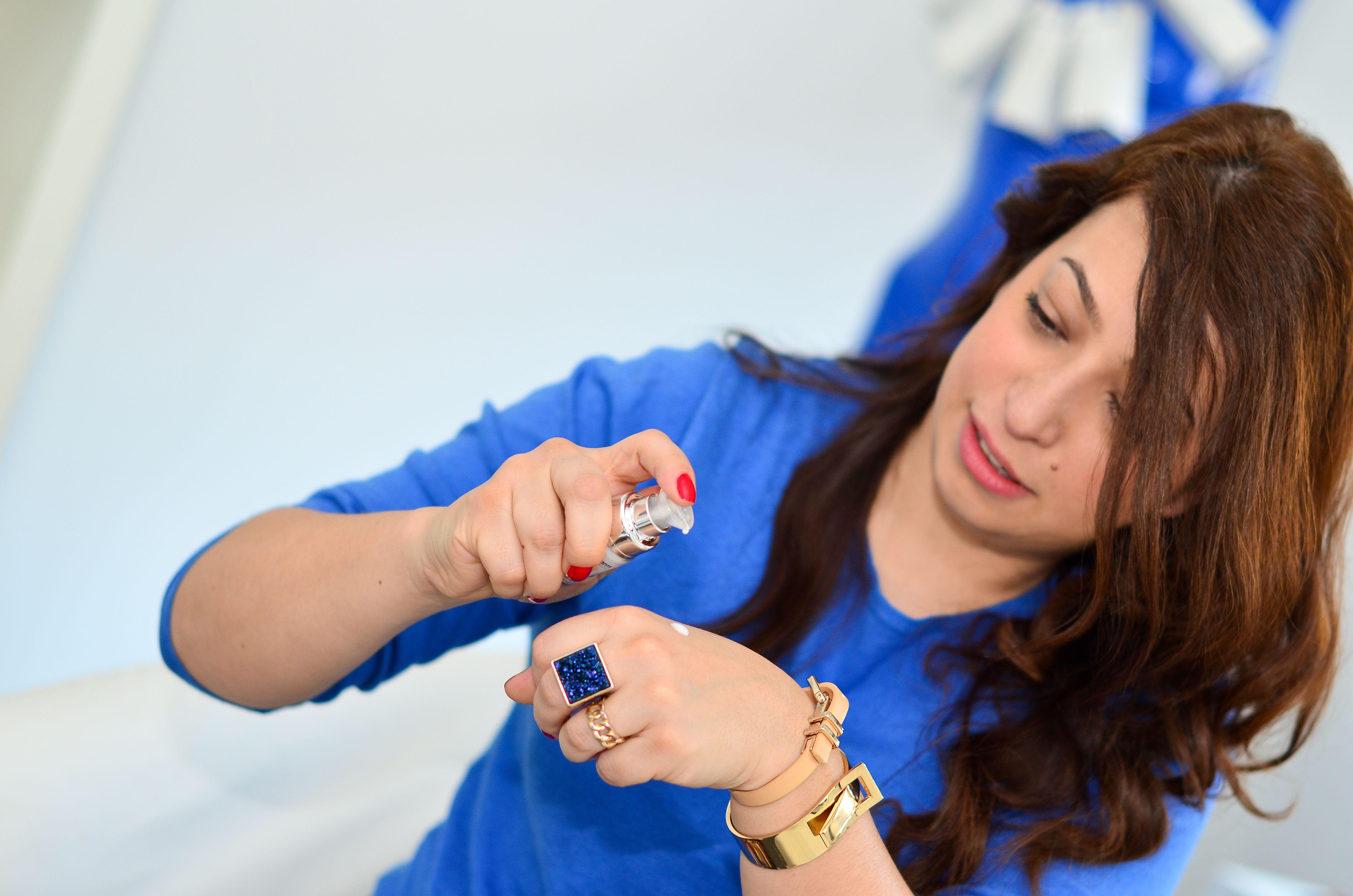 Irina Markovits, fashion stylist and blogger ivatherm