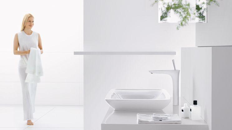 PuraVida il design della sala da bagno  Hansgrohe  Hansgrohe Italia nel 2019  Mesas de