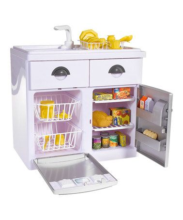 Look At This Zulilyfind 3 In 1 Toy Dishwasher Set