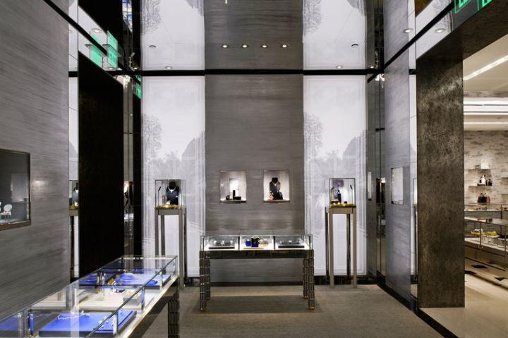 Dior Flagship Store By Peter Marino Miami Florida Retail Design Blog
