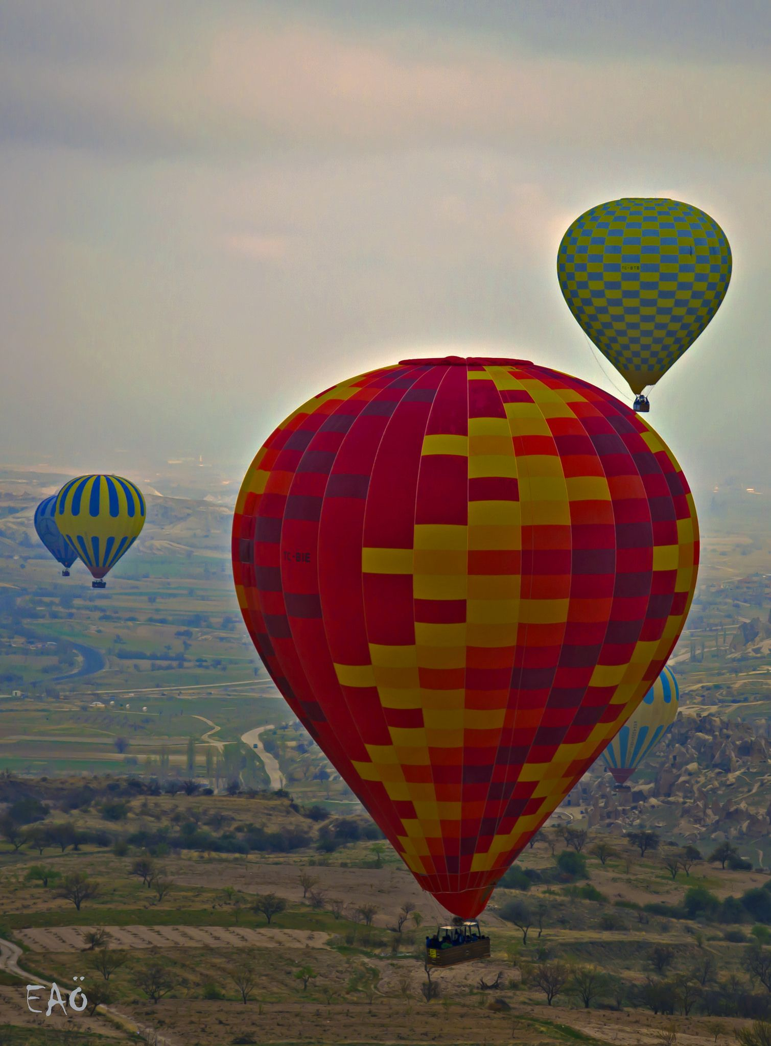 Let's fly in 2020 World of color, Ballooning, Let it be