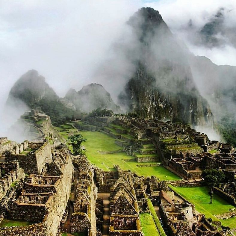 Follow @sean47000 for more awesome photos Photo by @sean47000 Macchu Picchu Peru by awesome.earth