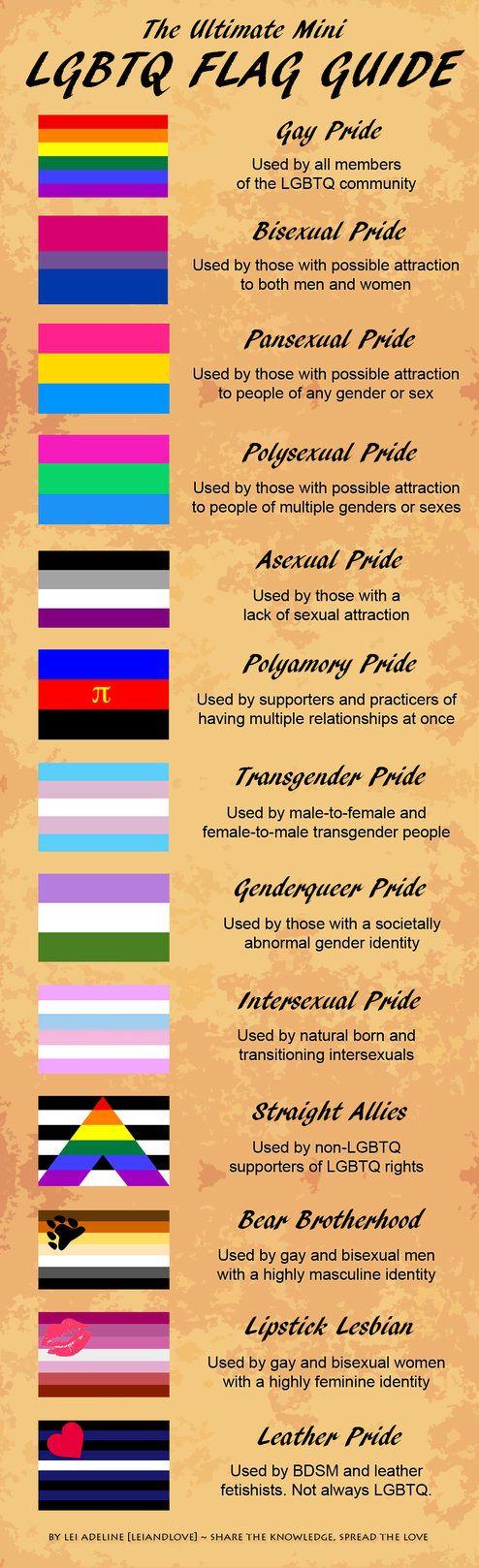 The Ultimate Mini Lgbtq Flag Guide Self Compassion Pinterest