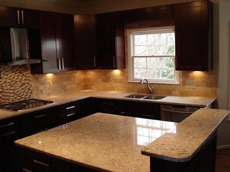 Chocolate Kitchen Cabinets Houston Area Cabinet Shaker Bathroom