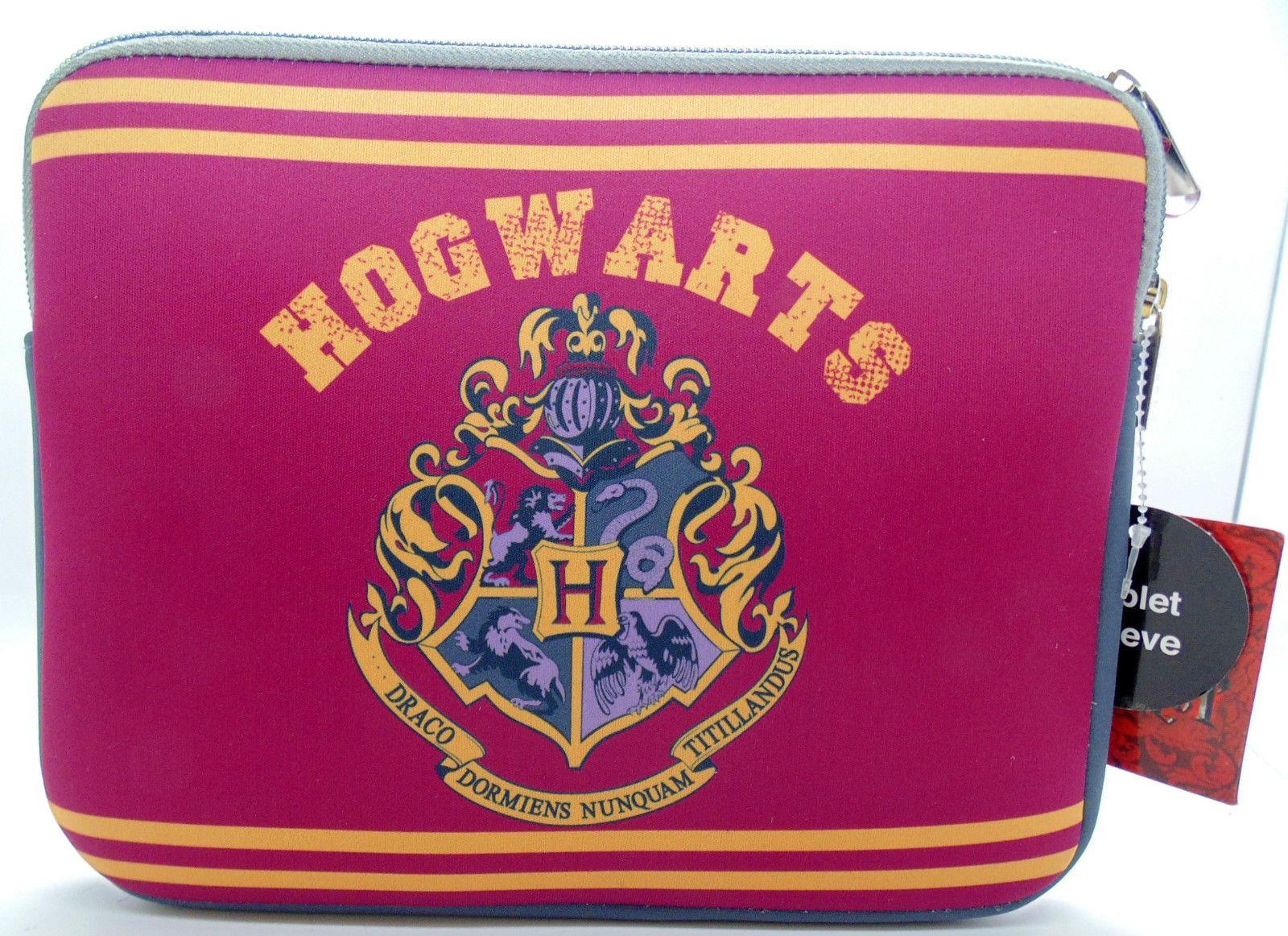 New Primark Harry Potter Hogwarts Apple Samsung Amazon Case Cover Tablet Sleeve Harry Potter Hogwarts Tablet Sleeve Harry Potter