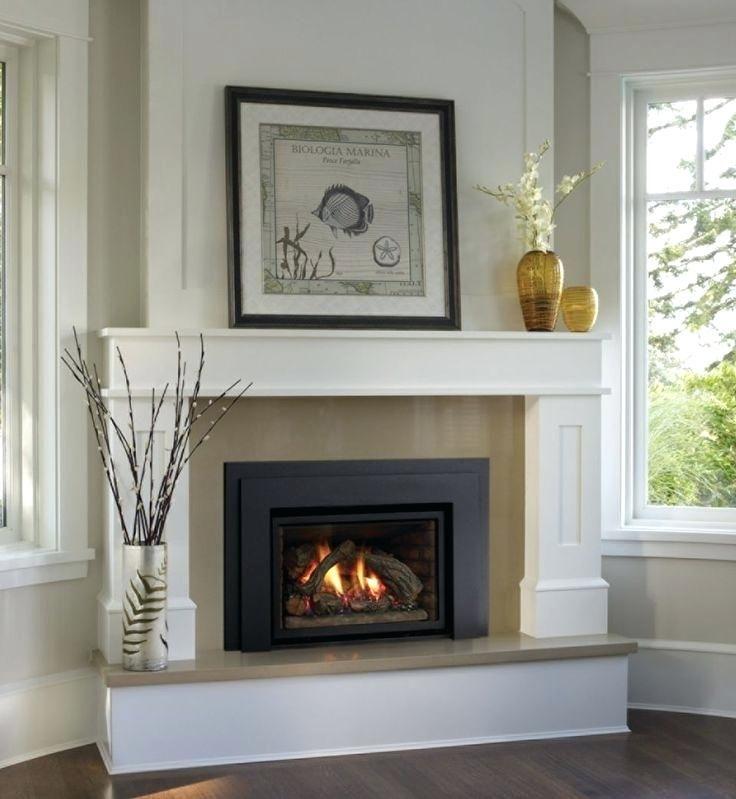 Gas Kamin Design #Gaskamin Gaskamin in 2018 Fireplace mantels