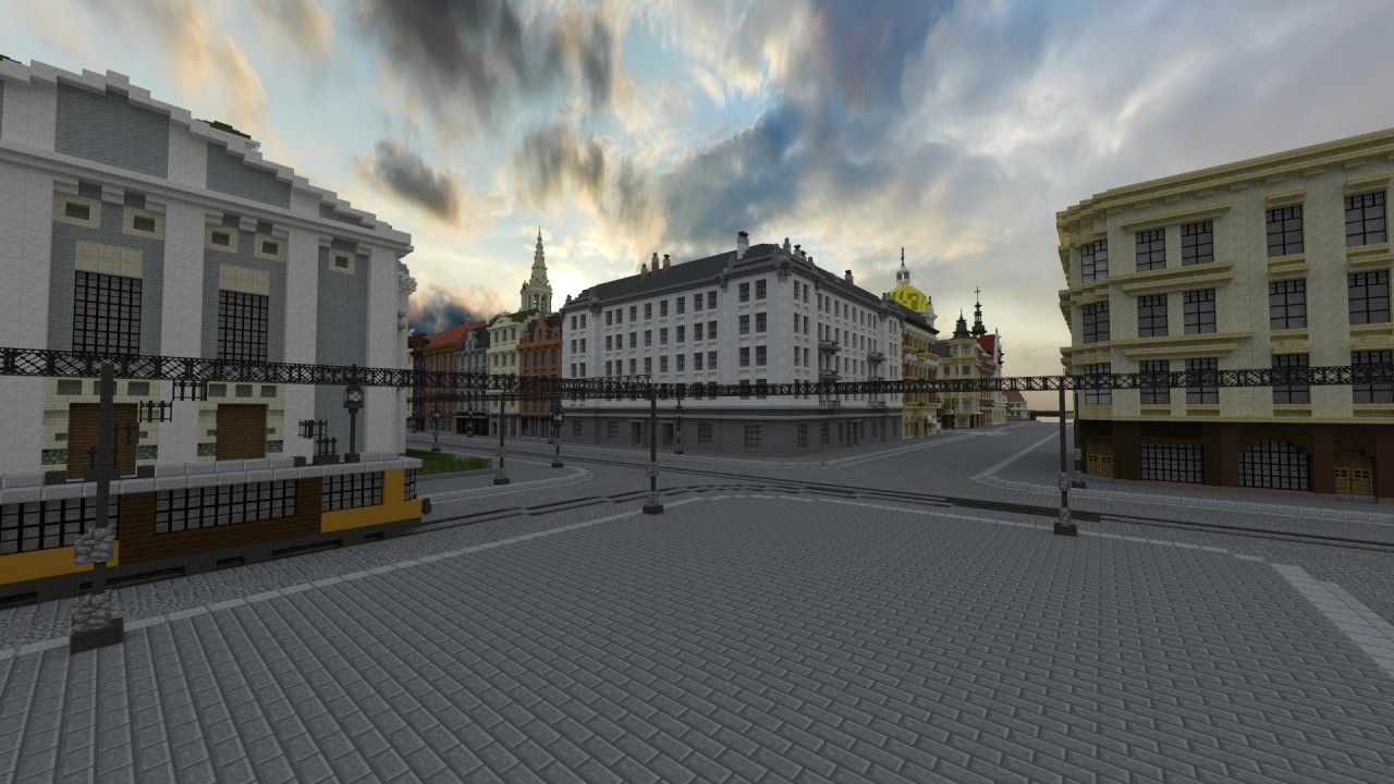 Project Middle Europe 1871 1939 Minecraft Project My Pins
