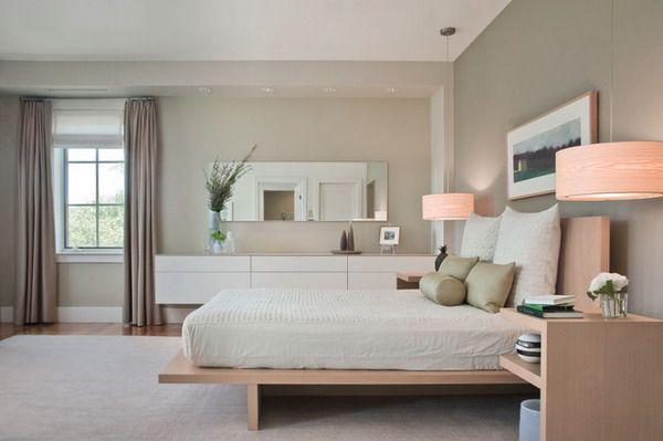 21 Interesting Natural Colors Bedroom Design Ideas Minimalist Bedroom Furniture Minimalist Bedroom Color Modern Bedroom Colors