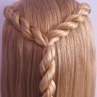 Great Braid For Your American Girl Doll American Girl Doll Hairstyles American Girl Hairstyles Hair Styles
