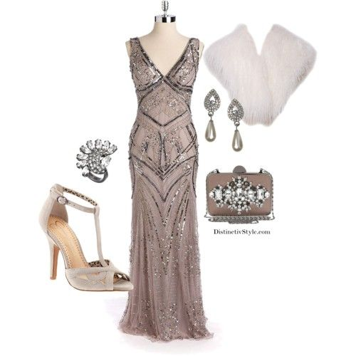 Great Gatsby Style | WHAT TO WEAR: GREAT GATSBY INSPIRED BLACK TIE ...