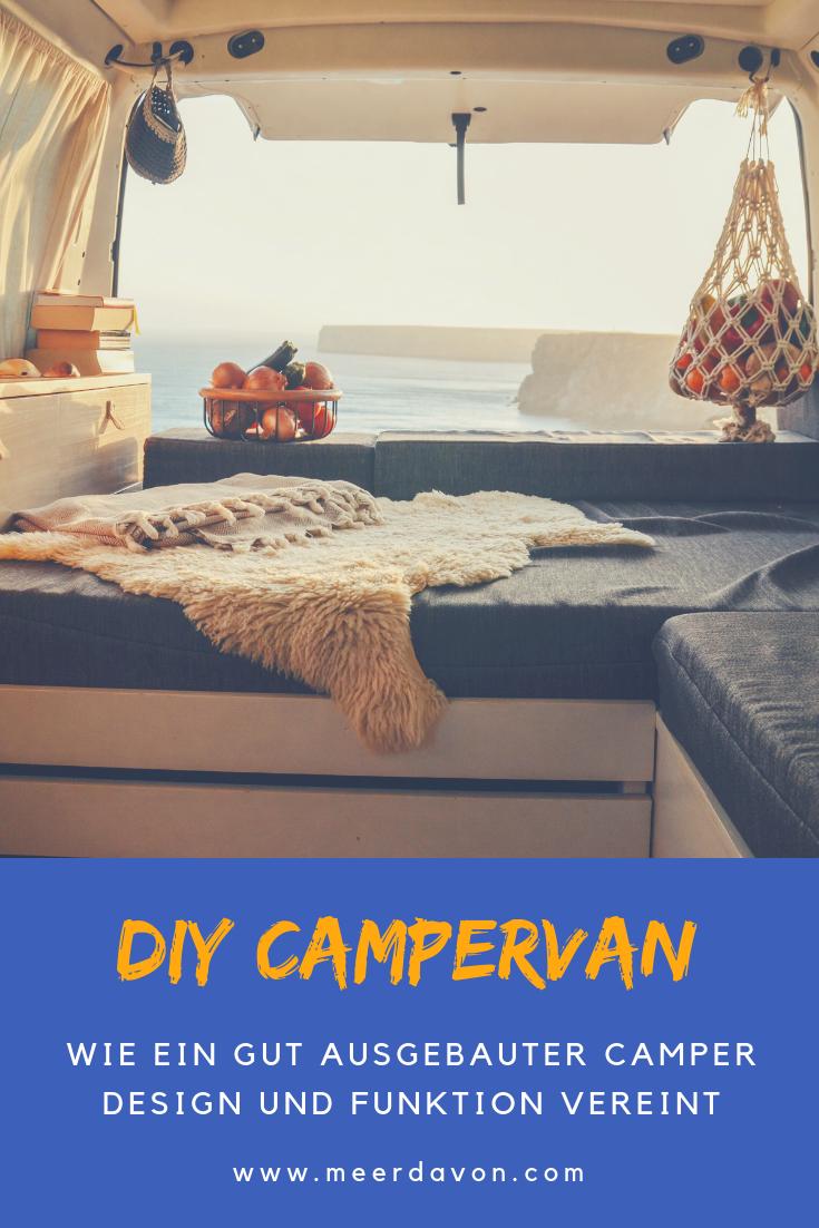 Camper Ausbau So Verwandelst Du Dein Auto In Ein Zuhause Auf Radern Campingbus Ausbau Camper Und Bus Umbauen