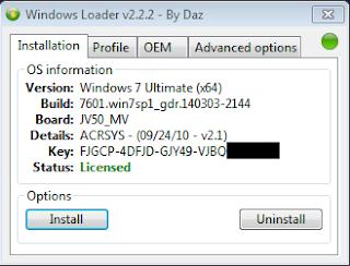 Telecharger Windows 7 Loader Activation Gratuit Windows Software Windows Windows Server 2012