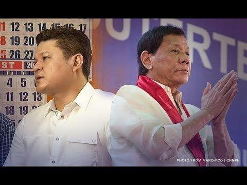 Duterte Latest News December    Duterte Told Son Paolo