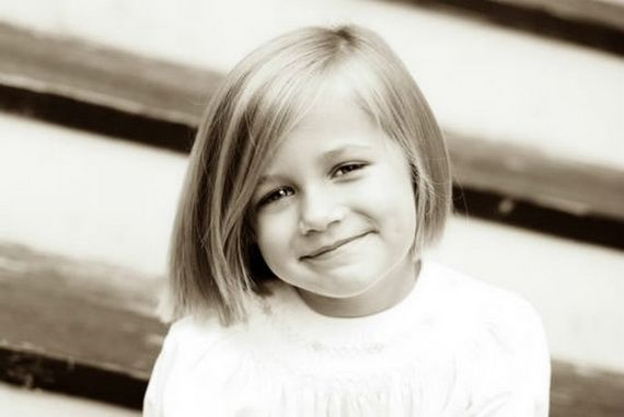 Awesome 1000 Images About Little Girl Hair Ideas On Pinterest Bobs Short Hairstyles Gunalazisus