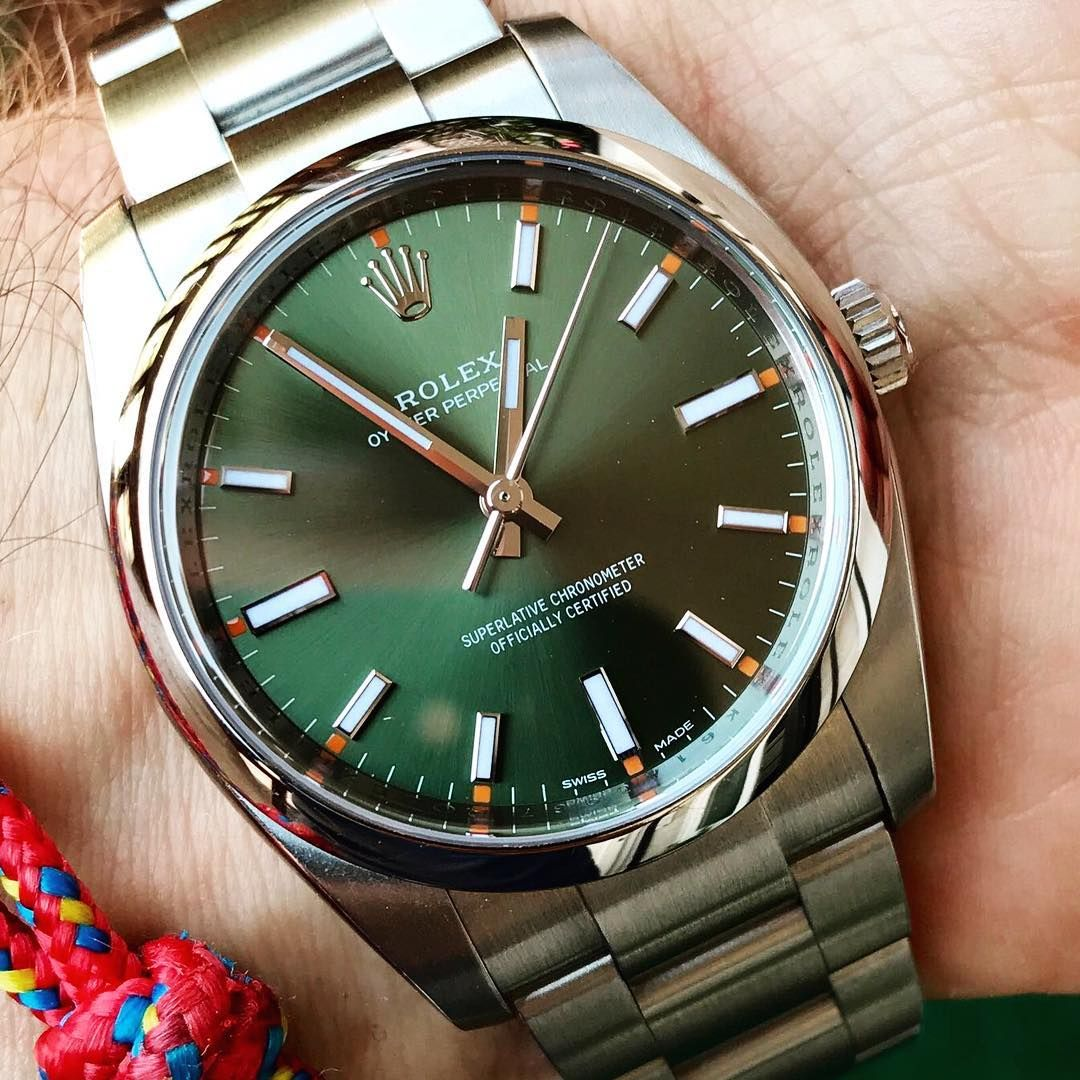 Rolex Oyster Perpetual Ref. 114200