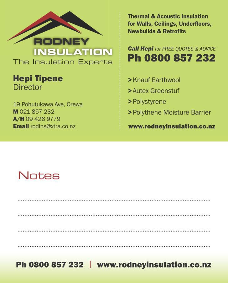 House Insulation Company Business Card Hierarchy At Work E G Call To Action Is Loud Clear With B Acoustic Insulation Company Business Cards Home Insulation