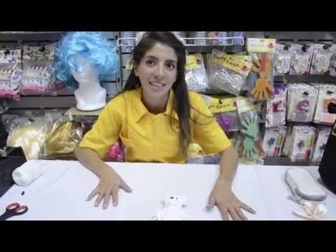 Ositos de toalla con toallas faciales - YouTube