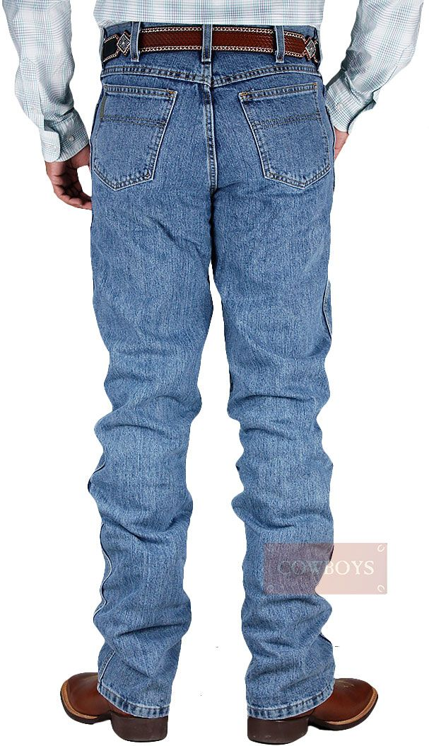 calça jeans cinch Bronze Label Masculina calça jeans cinch 100% algodão 5b5052e7971