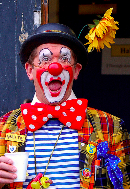 Lustiger Clown Kostum Selber Machen Clowns Are Creepy Auguste