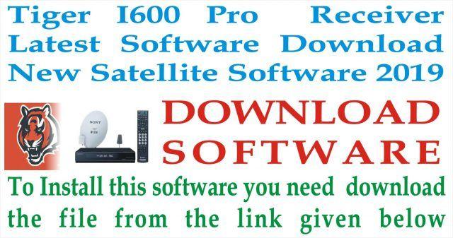 Tiger Receiver Software Download
