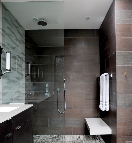 Duchas modernas buscar con google ba os en 2019 for Cuartos de bano modernos con ducha