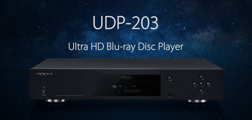 Hai Thiết Bị Hàng đầu Của Oppo đầu Blu Ray Oppo Udp 203 Và Udp 205 Chỉ Có Tại Audiohanoi âm Thanh Công Nghệ