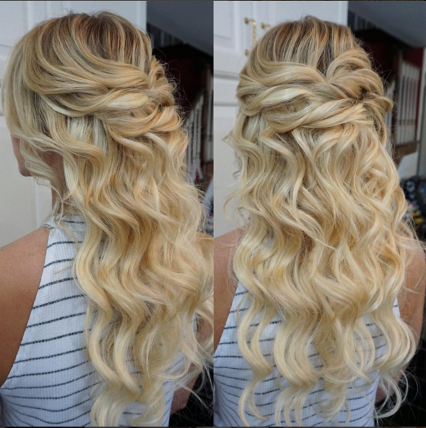 hair styles and highlights pin by moriah udinski on tangled wedding 2967