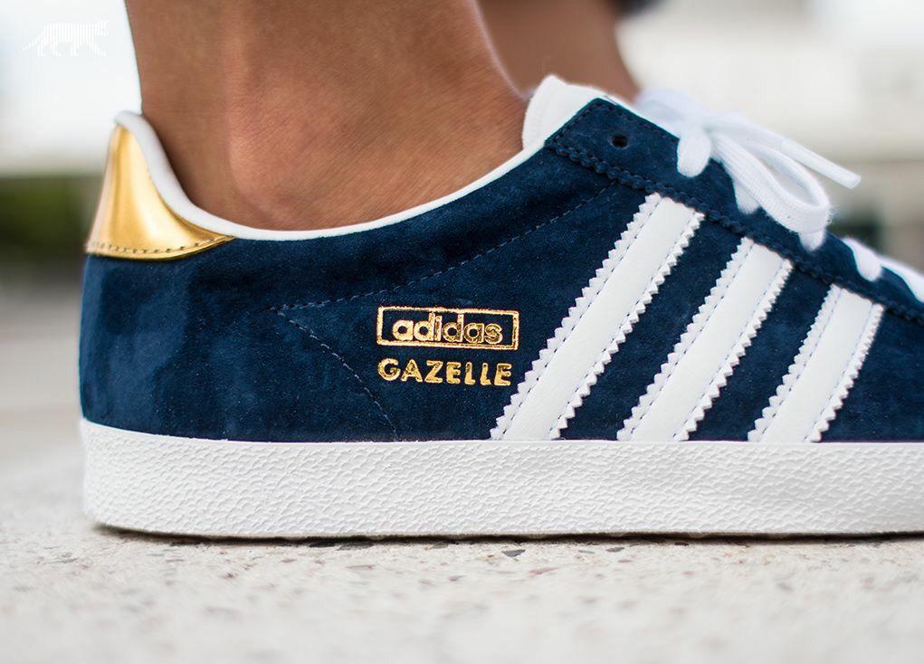 adidas Originals Gazelle OG | Adidas, Adidas casual, Adidas originals