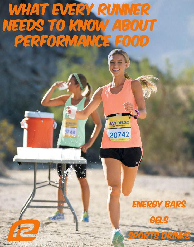 Nutrition for runners has to be a top priority. Learn more