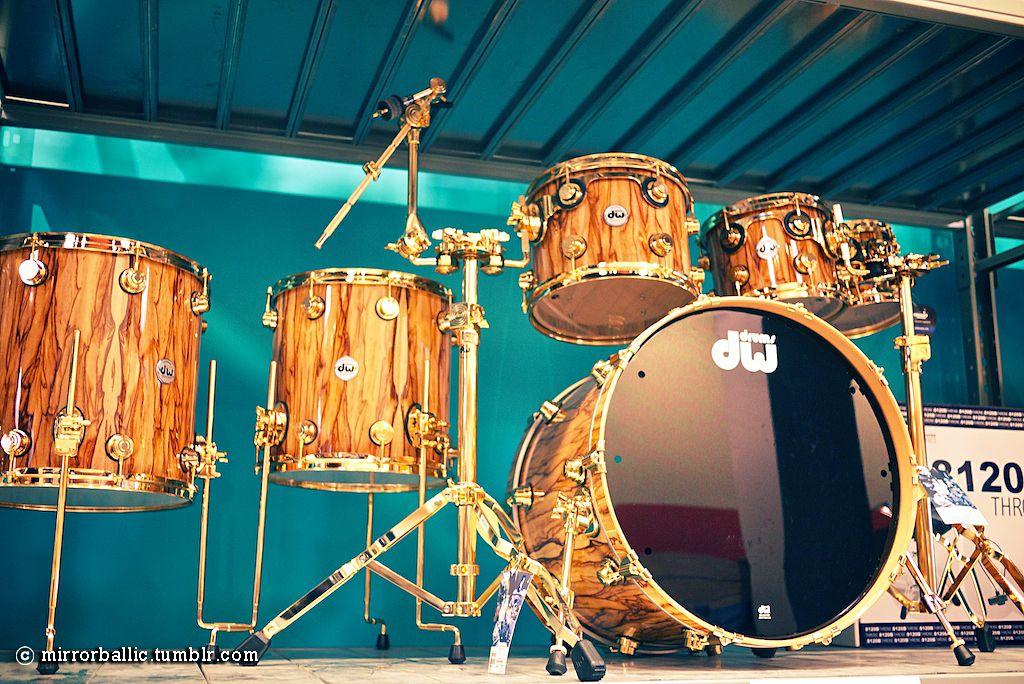 Cool Drum Set!