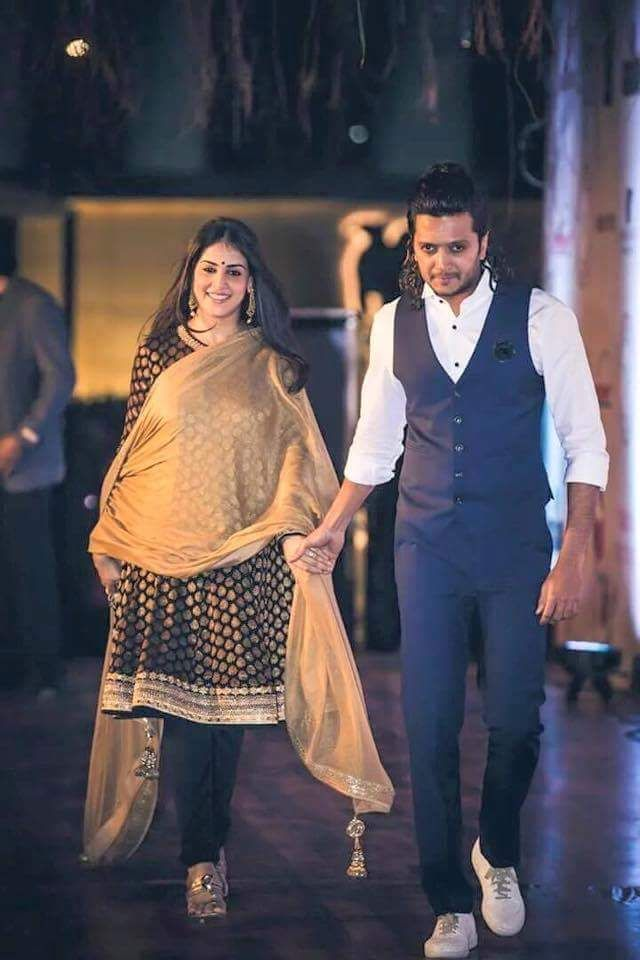 Bollywood Couple Genelia And Riteish Deshmukh To Welcome Their