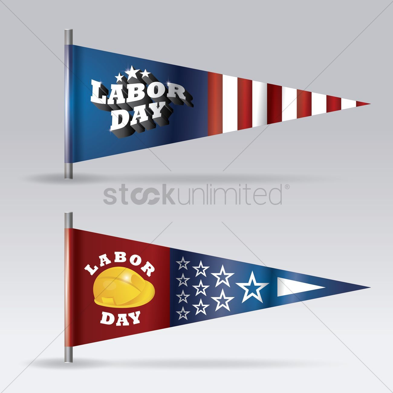 Labor day pennant vector illustration , #SPONSORED, #day, #Labor, #pennant, #illustration, #vector #affiliate