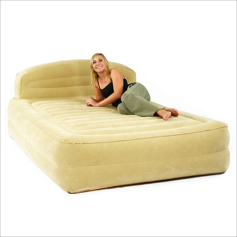 King Size Air Mattress Walmart King Size Air Mattress Camping Queen Mattress Air Mattress