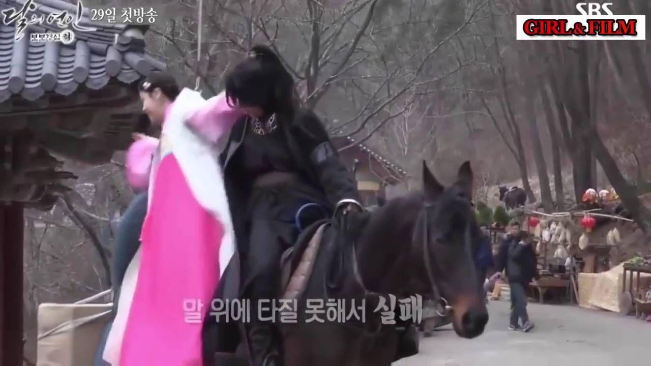 Moon Lovers - Scarlet Heart Ryeo _ Behind The Scenes Ep 1~4 _ NG 달의 연인-보...