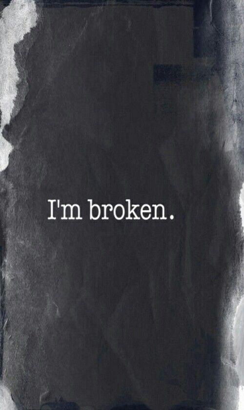 Depression Quotes Pinterest Sad Wallpaper Broken Heart