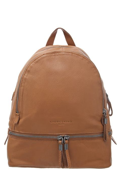 6af4e55a9e103 Liebeskind LOTTA - Rucksack - cognac for £99.99 (08 08 17) with free  delivery at Zalando