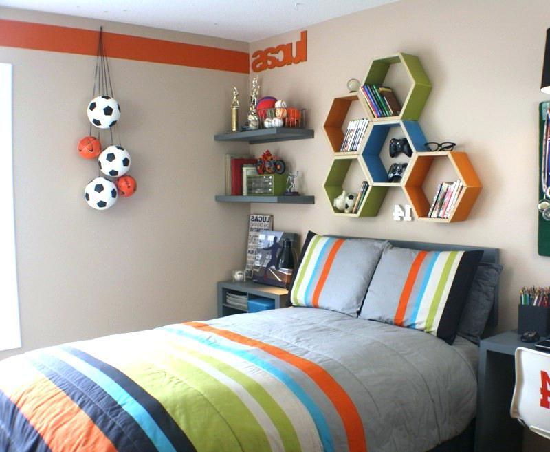 Love The Shelves Boys Bedroom Decor Boys Room Decor Fresh