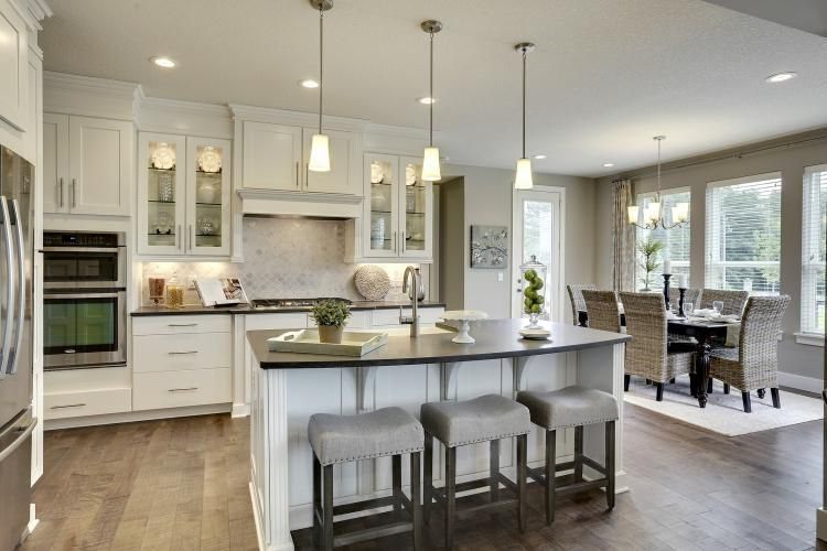 Mattamy Homes - Builder | Parade of Homes | Home kitchens ... on Model Kitchens  id=23316