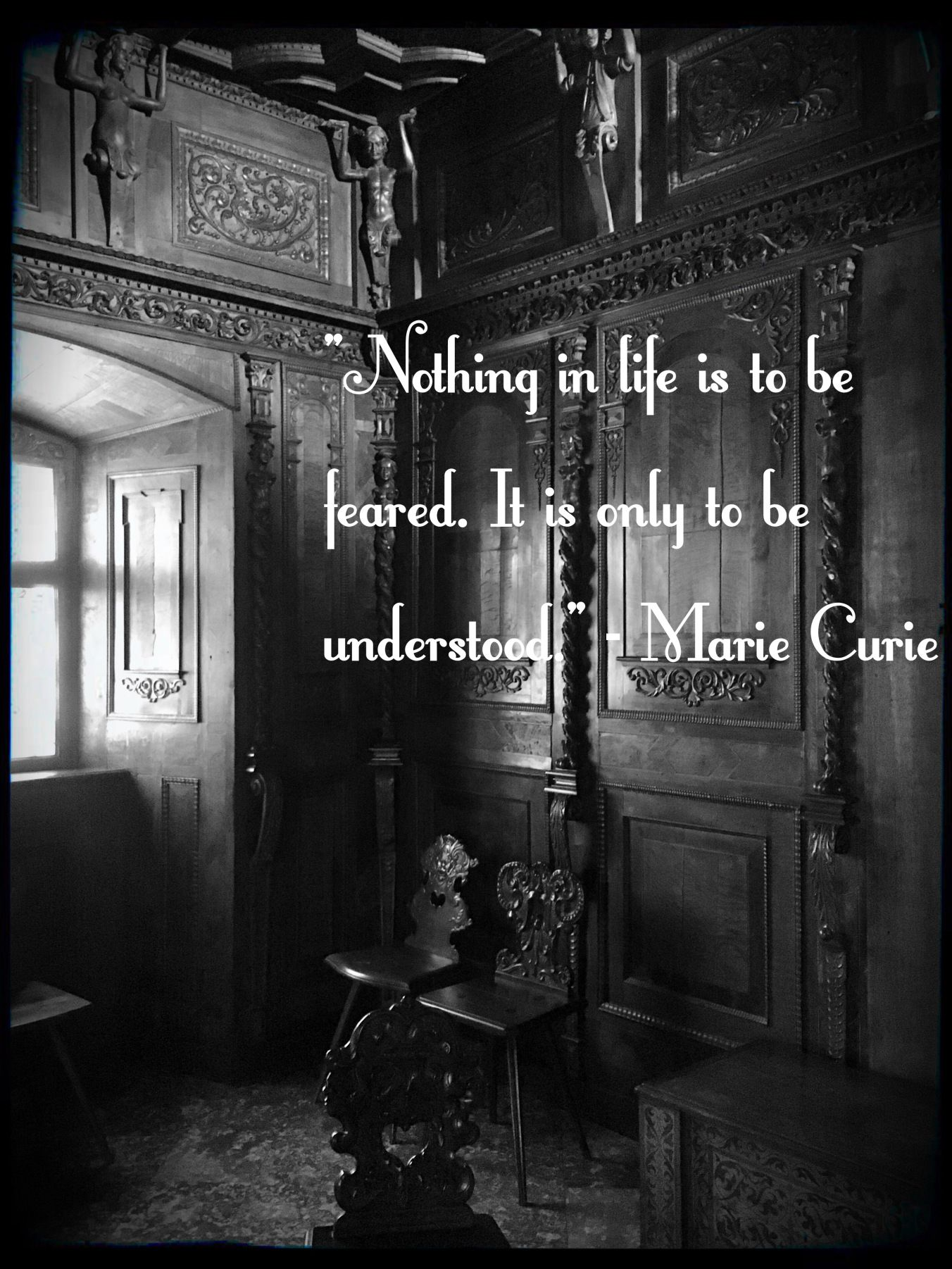 Enlightenment marie curie quotes marie curie blog board